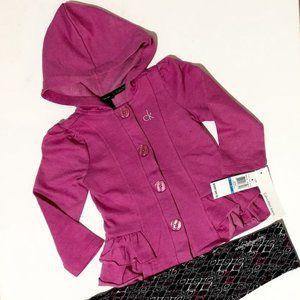 new Calvin Klein Warm/Winter Purple and Black set